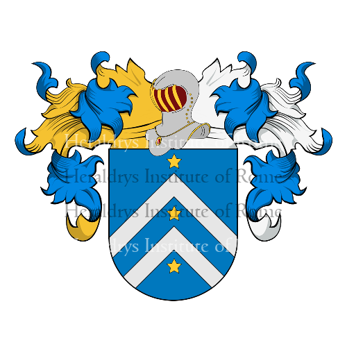 Coat of Arms of family Carrió