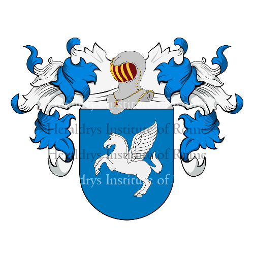 Coat of Arms of family Amparo