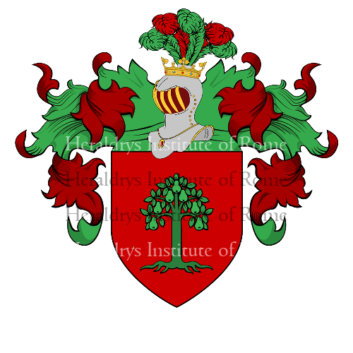 Coat of Arms of family Pereira