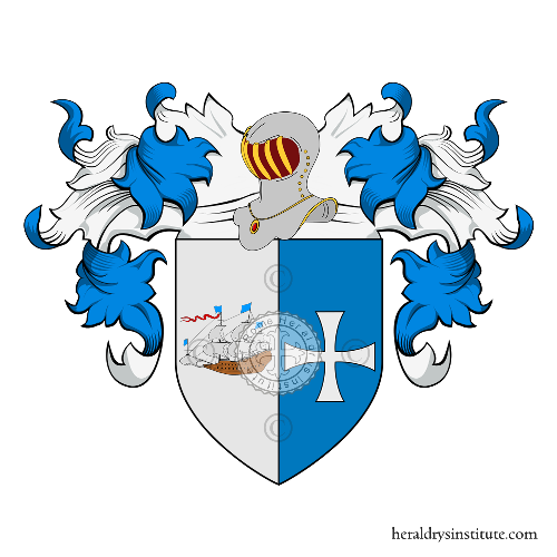 Coat of Arms of family Taravella