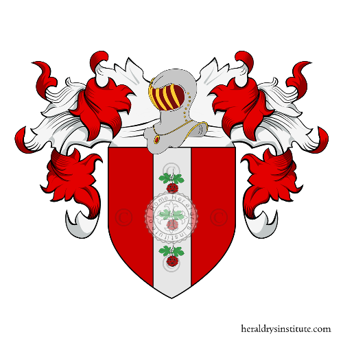 Coat of Arms of family Moreni