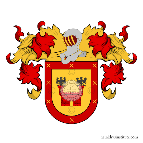 Coat of Arms of family Moreno