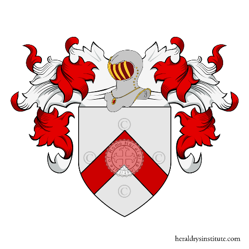 Coat of Arms of family Lemke