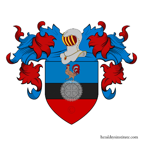 Coat of Arms of family Galizzi
