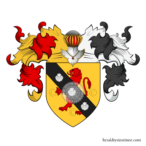 Coat of Arms of family Caumont