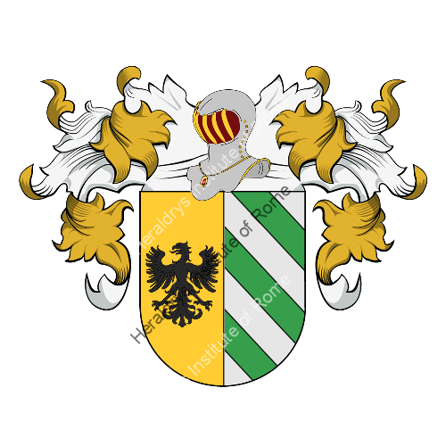 Coat of Arms of family Robert