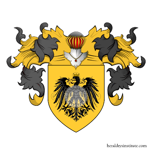 Coat of Arms of family Biffi (Firenze, San Giovanni, Chiave)