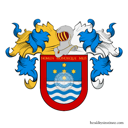 Coat of Arms of family Sobral