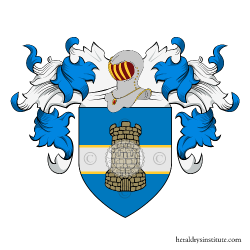 Coat of Arms of family Amasei
