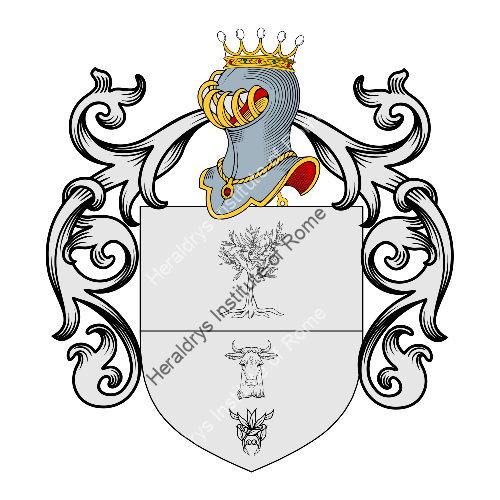 Coat of Arms of family Olivieri