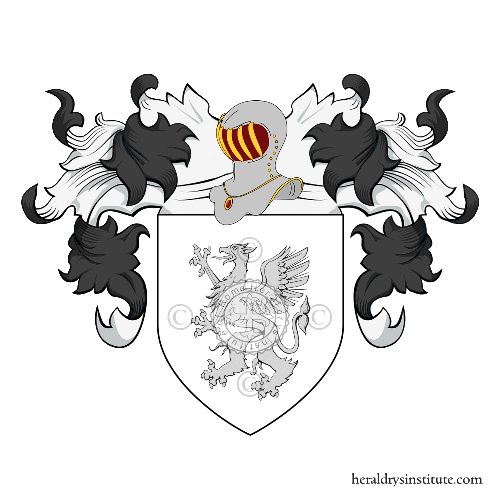 Coat of Arms of family Olivieri (Venezia)