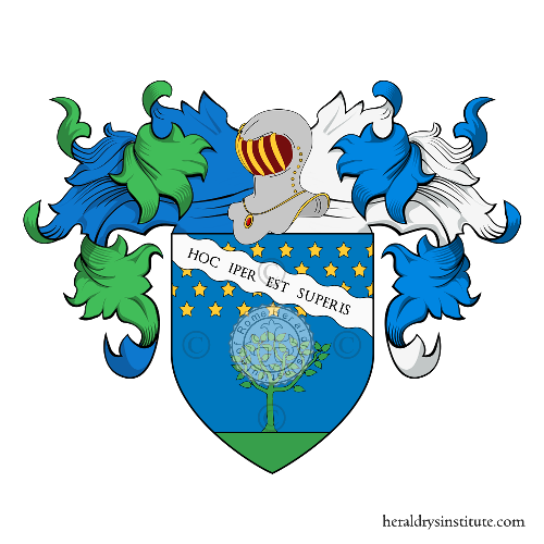 Coat of Arms of family Olivieri (Vicenza)