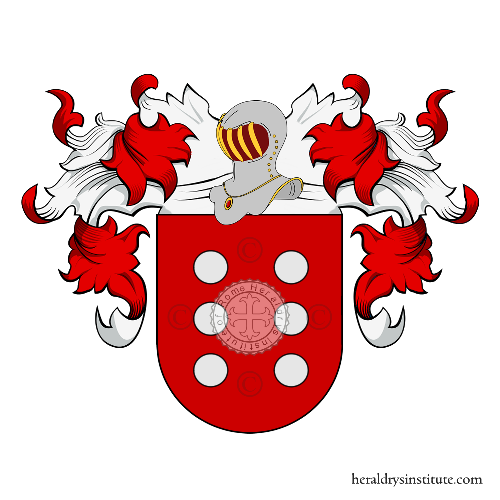 Coat of Arms of family Villarroel
