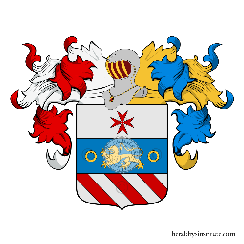 Coat of Arms of family Maggi (Milano)