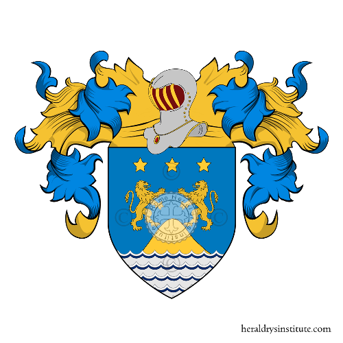 Coat of Arms of family Martino (Cefalù)