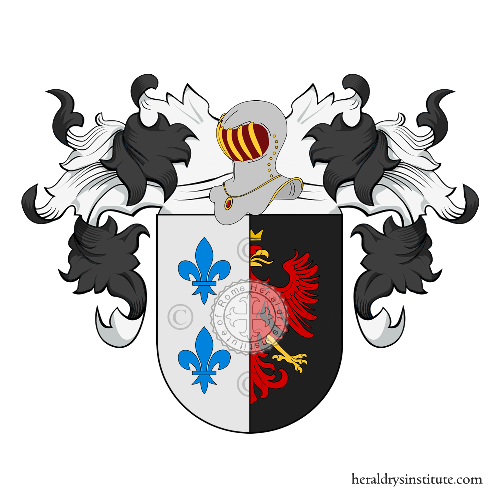 Coat of Arms of family Maciel