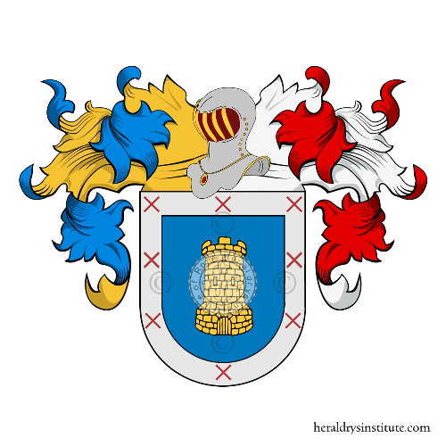 Coat of Arms of family Somoano