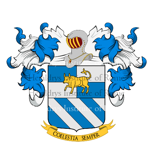 Coat of Arms of family Torriglia (Villanova d'Asti e Carmagnola)
