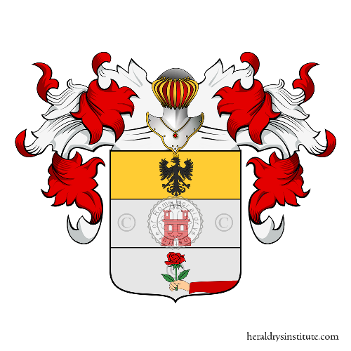 Coat of Arms of family Arbona