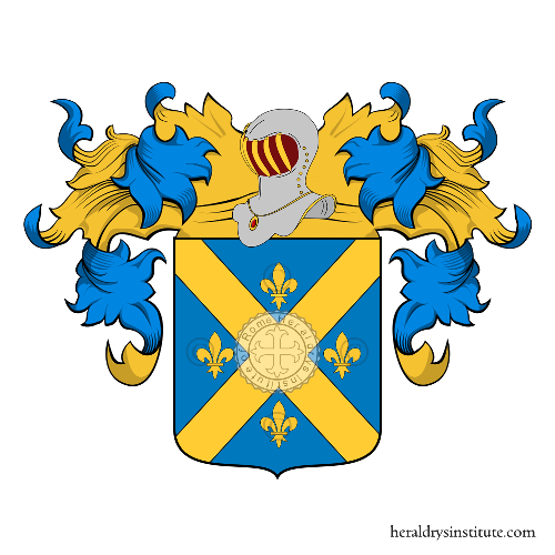 Coat of Arms of family Bellini (Ravenna)