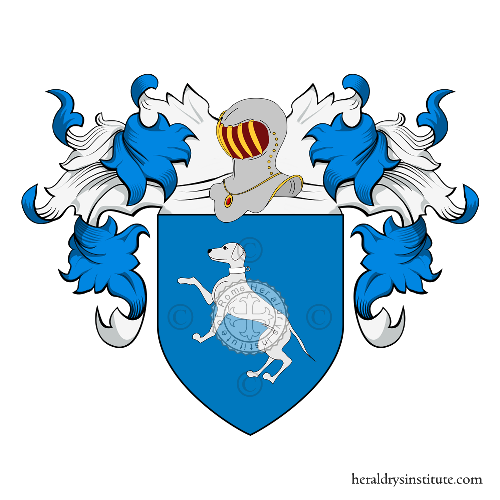 Coat of Arms of family Ferracani