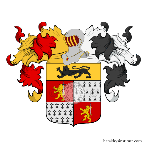 Coat of Arms of family Benzon