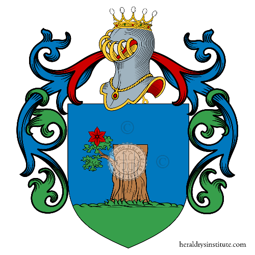 Coat of Arms of family Maggesi