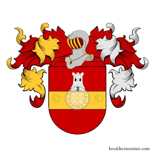 Coat of Arms of family Tardío