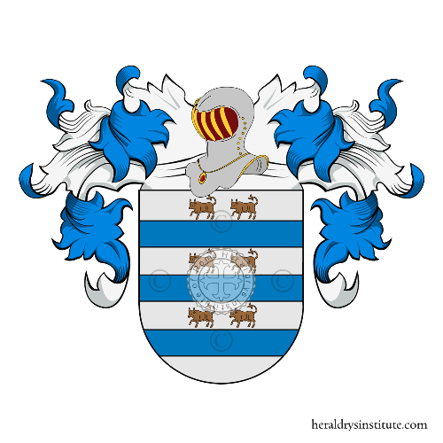 Coat of Arms of family Toro