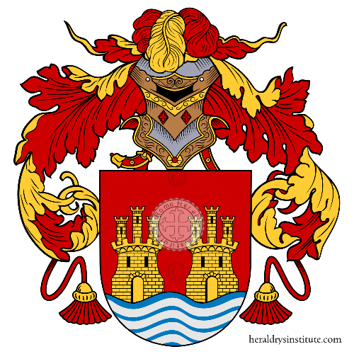 Coat of Arms of family Alia
