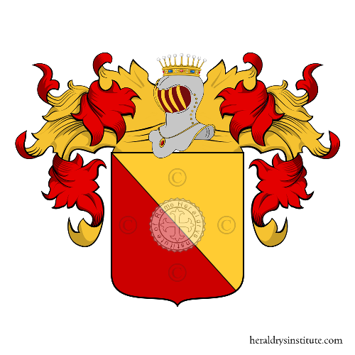 Coat of Arms of family Madaillant