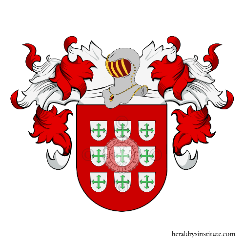 Coat of Arms of family Moreira