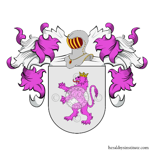 Coat of Arms of family Pichot