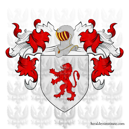 Coat of Arms of family Fratta (Udine)