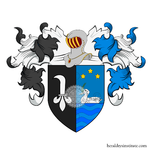 Coat of Arms of family Ronci, Runci o Runcini