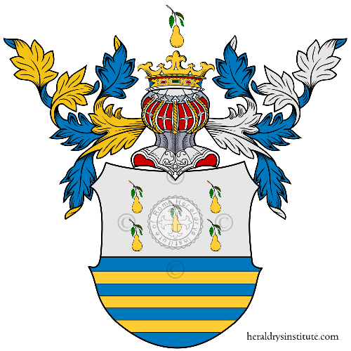 Coat of Arms of family Lucena