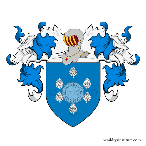 Coat of Arms of family Pinella (Verona)