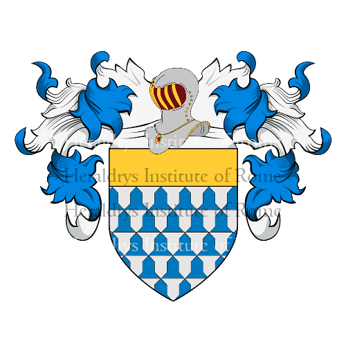 Coat of Arms of family Vichier