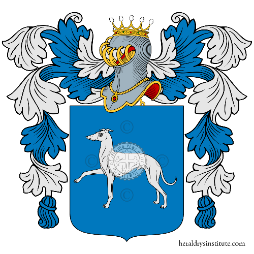 Coat of Arms of family Chiappa