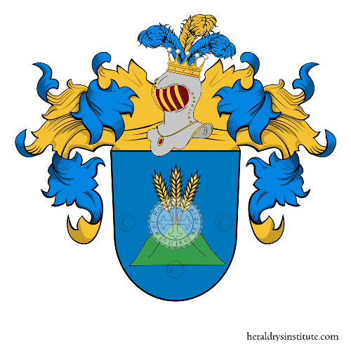 Coat of Arms of family Schulz (Saxe)
