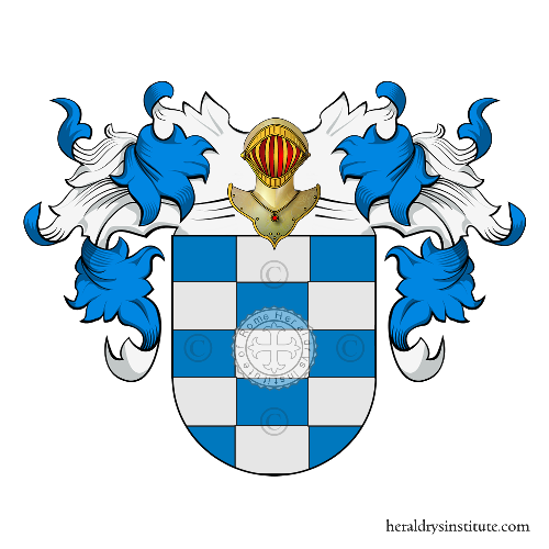 Coat of Arms of family Toledo