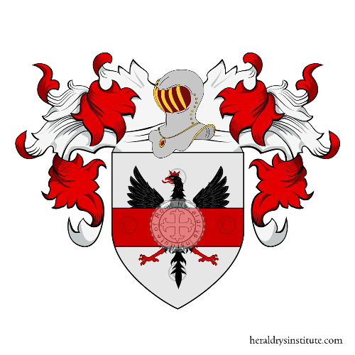 Coat of Arms of family Bognolo