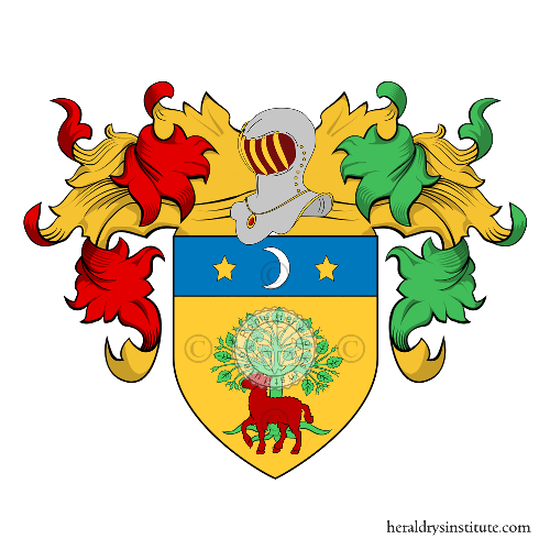 Coat of Arms of family Toirac