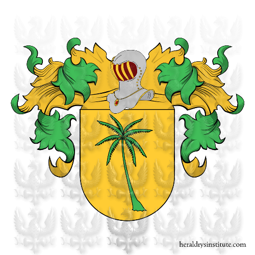 Coat of Arms of family Nunes