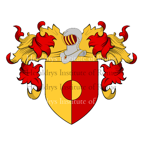 Coat of Arms of family Vido