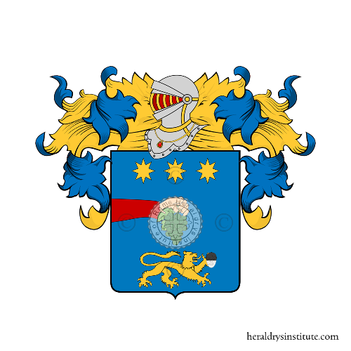 Coat of Arms of family Seroi