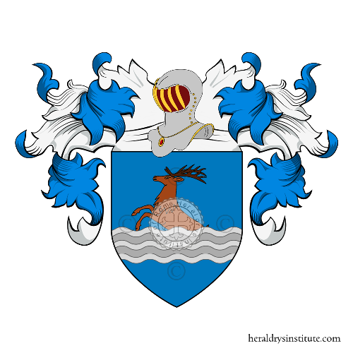 Coat of Arms of family Pasquet