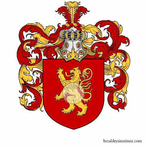 Coat of Arms of family Feroldi (Lombardia)