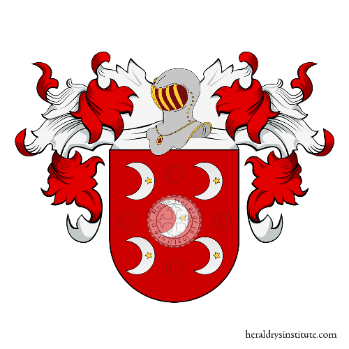 Coat of Arms of family Rubino