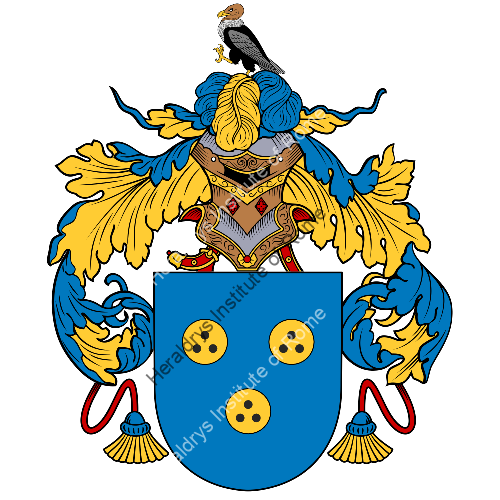 Coat of Arms of family Dutra
